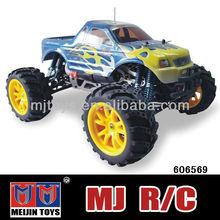 Good quality 1:10 nitro rc car high speed 70km/h