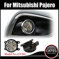 Oe-fit mitsubishi pajero lâmpada de cabeça para o auto sistema de iluminação