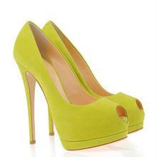 Shoe women fashion dress shoes high heel newest designer 2014