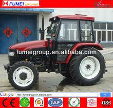 High quality 80hp 4WD Traktor