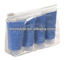 Pvc Gift Bag Clear Vinyl Travel Transparent Cosmetic Bag