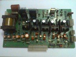 MIG welding PCB repair