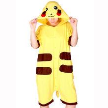 Wholesale Clothing Short Sleeves Animal Cosplay Costume Onesie Jumpsuit For Summer
