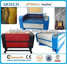 wood stone die board laser cutting machine, laser engraver with hot sale price