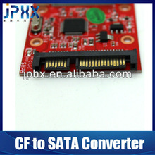 Professional design CF to SATA converter Adapter/CF to SATA converter card for Professional use