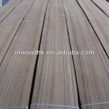 Natural Burma Teak Wood Veneer for Furniture Face