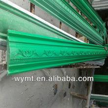 molds for gypsum cornice molding