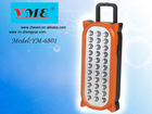 led rechargeable hand lamp YM-6801
