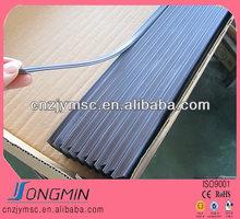 flexible fridge rubber magnetic door seal strip with custom made fridge magnet strip