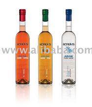 Ierous Premium Arak, Fruit Flavored Liquor