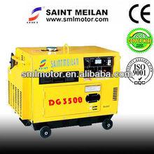 air cooled generator 5kva 6kva 7kva