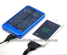 High quality 5000mAh portable solar charger bag for iphone blackberry mobile solar charger bag for iphone blackberry