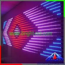 Addressable/programmable Flexible DMX RGB LED strip light/digital LED strip DIY program