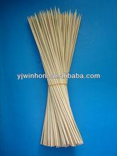 "10""bamboo skewers Bamboo /bbq stick/bbq tool"