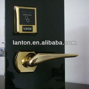 digital door lock system,hotel door lock , hotel card lock