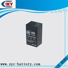 6v 2.3ah SMF battery