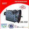 Commercial Bus /Coach Parts Manual Transmission Gear Box ZF S6-150(QJ1506) Gearbox