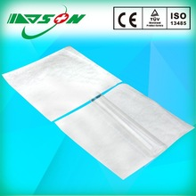 Medical heat seal sterilization packaging paper pouch/bag ETO