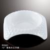 Water Cube series fine hotel&restaurant fine porcelain plate,porcelin dinnerware,dinner set