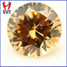 Round Briolette Gemstone/ Round Diamond Cut 6mm
