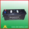 683-12v120ah heavy duty truck batteries