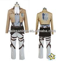 Wholesale Anime Shingeki no Kyojin Anime Cosplay Costume #2