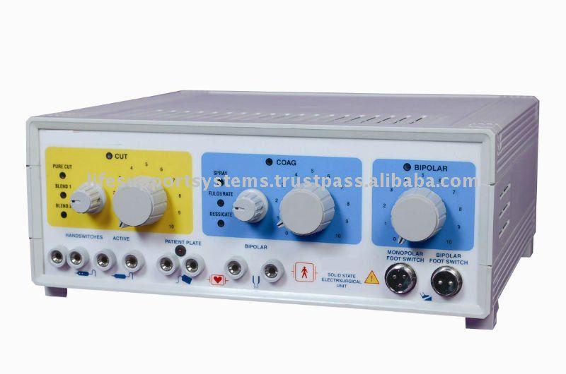 electro quirúrgica unidad