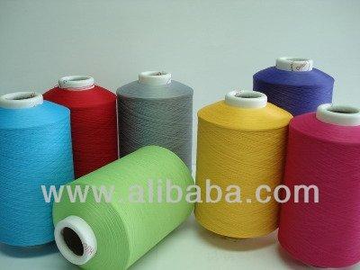 El de filamento de poliéster texturizado 150/1 150/2