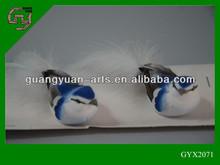 New feather Christmas decorative birds
