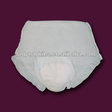 Dual used baby and adult diaper