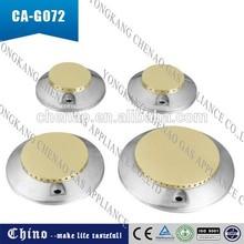 Aluminium gas burner with cast iron cap for sale CA-G072