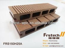 Like Natural Wood, No Painting, No Glue WPC Laminate Flooring
