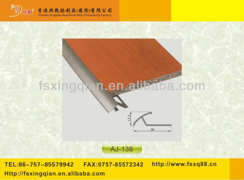 Aluminium Floor Trims Profiles
