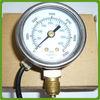 Natural Gas Vehicles Bourdon Tube Pressure Gauge