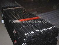 high black bitumen coated Australia y post star picket