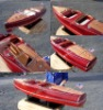 Boat CHRIS CRAFT 1940 ship models