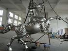 running stainless steel horse design