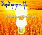 High quality low price T2 energy saving bulb half spiral 8000H CE QUALITY