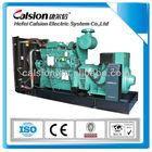 1000kw Cummins open diesel generator set price list