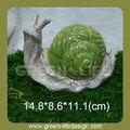 la decoración del jardín caracol cerámica cn alibaba