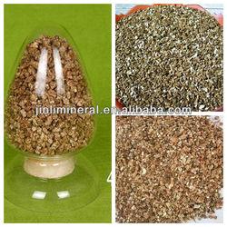 coated fiberglass fabric vermiculite