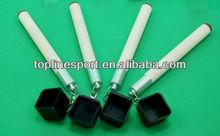 2 in1 Wood Post Rubber Billiard Chalk holder CH-008