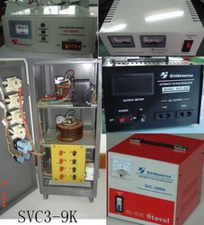 Stabilizer-Svc Automatic A. C. Voltage Regulator