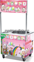 candy floss maker for snack retailer with huge cabinet(YB-660)