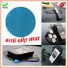 china washable football shape PU gel dashboard magic sticky pad anti-slip mat