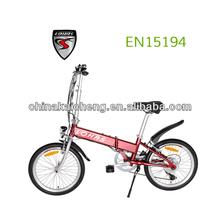 Mais novo yamaha bicicleta elétrica com certificação CE