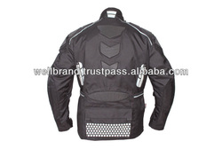 Mens Textile Motorbike Jacket Latest Design