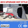 Kingsa 2013 UPGRADED fashion hard floor off road camping travel trailer