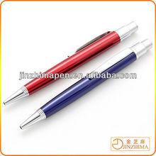 Custom logo metal ball pens gift