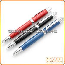 Metal customized ballpoint pens